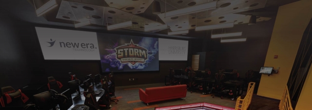 10G SDVoE™ AV over IP Integration Transports eSports Gaming to a Near Seamless Video Wall Canvas